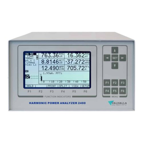 Wideband Spectrum Analyzer