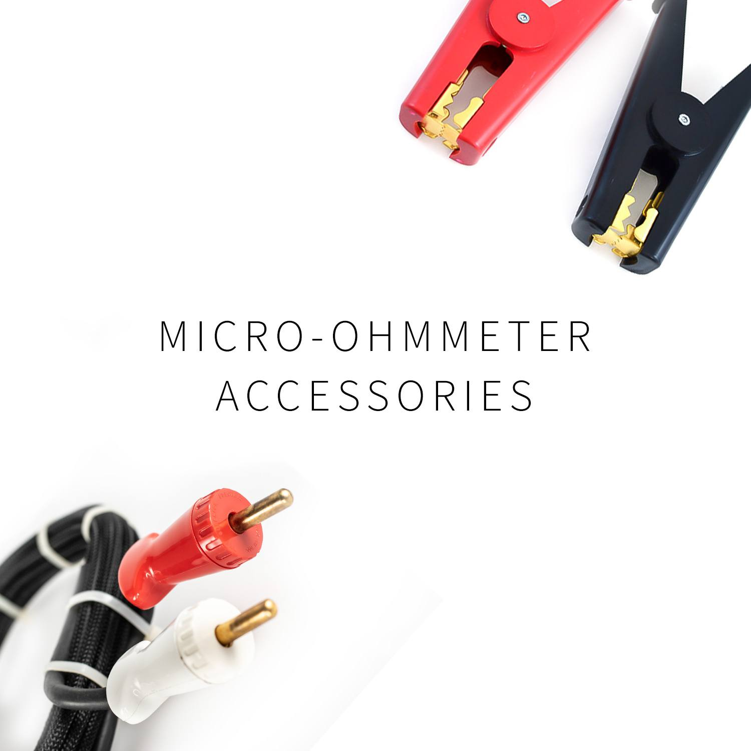 Micro-Ohmmeter Accessories